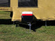 Aerodynamic Cooler on Solace Camper Trailer
