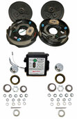 Car Tow Dolly Electric Brake Kit - Premier & Tow MAX