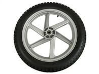 Discovery Motorcycle Trailer Spare Wheel & Tire