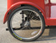 Park Place Pedicab Wheel and Spokes