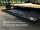 Double Duty Utility Motorcycle Camping Trailer Storage
