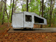 Solace Camping Trailer Side View