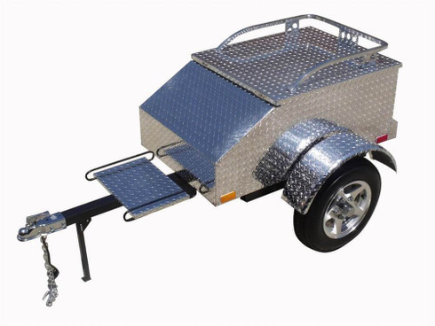 Lumina Diamond Motorcycle Trailer