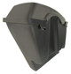 "6"" extended saddlebags with lids combo  Right angled View"