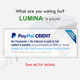 Lumina Motorcycle Trailer Financing