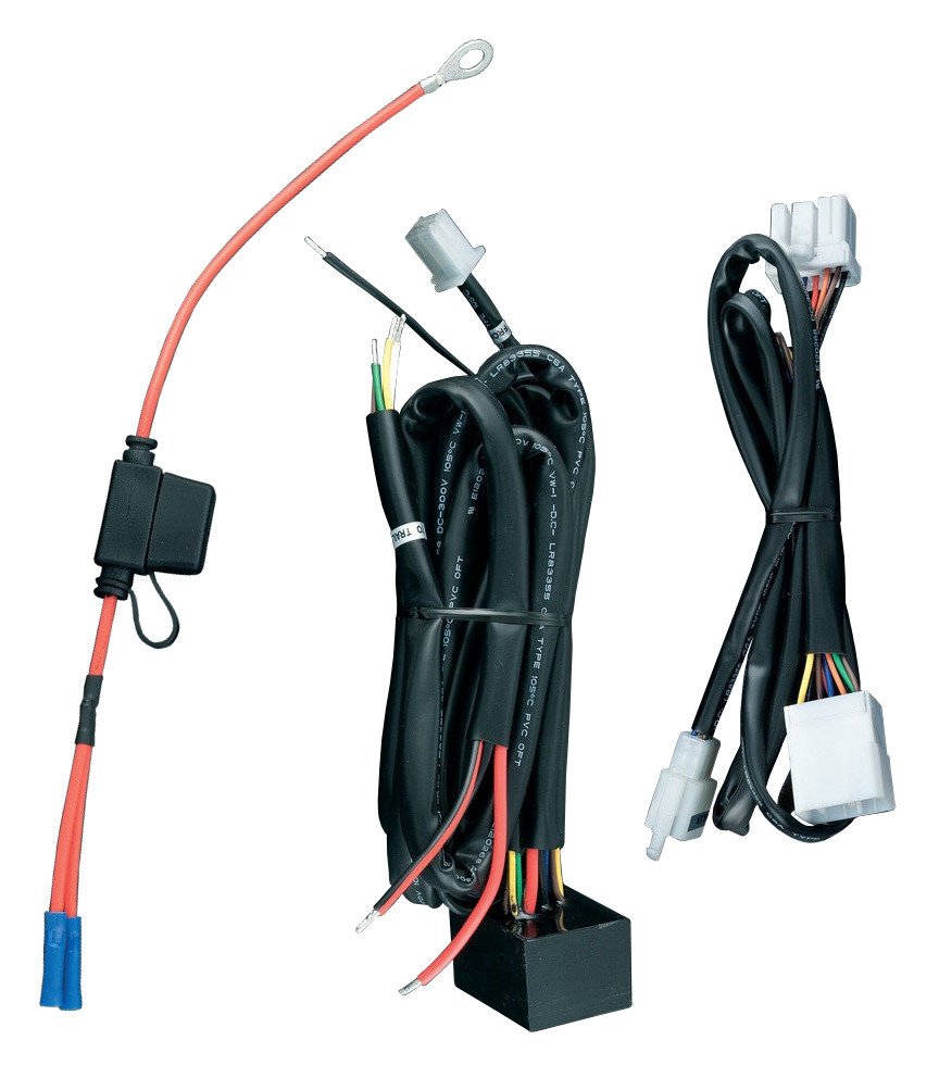 plug and play trailer wiring harness for harley davidson \u2013 5 pin Dodge Trailer Wiring Harness