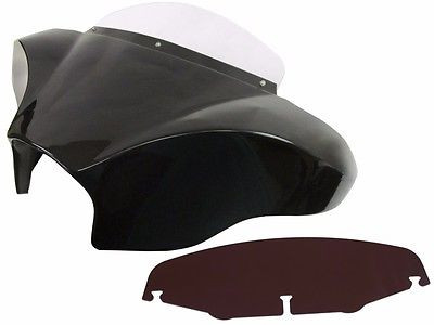 Road King XL Batwing Fairing with 2 Windshields