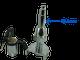 15.6 mm Hitch Pin Adapter