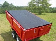 Eclipse Dump Truck Trailer Tarp Kit and System