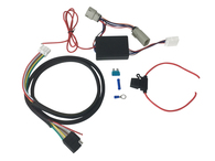 Plug & Play Trailer Wiring Harness for '14 to Present Trike with 4-Wire Trailer