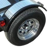 Premier Chrome Wheel and Tire