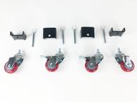 EZ-Haul Casters Kit (Patent Pending)