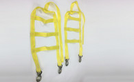 Set of Universal Wheel Straps for Ez Haul Tow Dolly