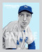 Digital Illustration of Joe DiMaggio - one of the All-Time Great Diamond Legends of baseball!