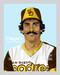 Digital Illustration of one of the great relievers and Hall of Famer great Rollie Fingers!