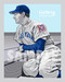Digital Illustration of Lou Gehrig - one of the All-Time great Diamond Legends of Baseball!!