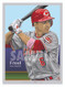 Digital Illustration of Cincinnati fan favorite Ryan Freel.