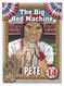Illustration of Big Red Machine and Cincinnati hometown fan favorite #14 Peter Edward Rose!