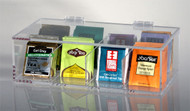 Acrylic Tea Chest and Organizer Box