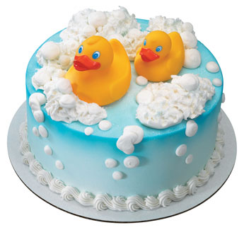 Tremendous Rubber Ducky Birthday Party Plan Thepartyworks Funny Birthday Cards Online Inifofree Goldxyz