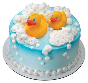 Tremendous Rubber Ducky Birthday Party Plan Thepartyworks Funny Birthday Cards Online Inifodamsfinfo