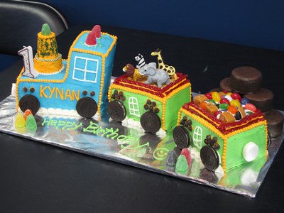 Fabulous Train Cake Thepartyworks Funny Birthday Cards Online Inifodamsfinfo