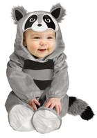 Baby Raccoon Toddler Costume