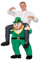 St. Patrick's Day Adult Once Upon a Leprechaun Costume