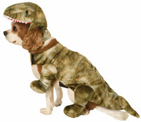 Dinosaur Pet Costume S