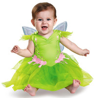 Disney Tinker Bell Deluxe Infant Costume