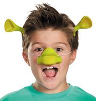 Shrek Nose & Ears Kit