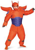 Big Hero 6: Red Baymax Inflatable Child Costume