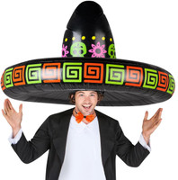 Inflatable Sombrero Hat