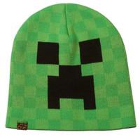 Minecraft Creeper Face Beanie Hat