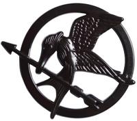 The Hunger Games: Mockingjay Part 1 Mockingjay Pin