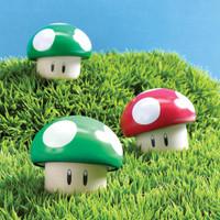 Super Mario Bros. Sour Candy Mushroom Tin