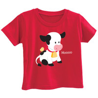 Barnyard Cow T-Shirt