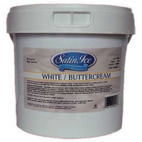 Satin Ice Buttercream Fondant 10 lbs