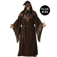 Mystic Sorcerer Elite Collection Adult Plus Costume