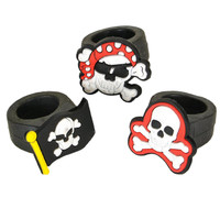 Rubber Pirate Ring