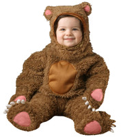 Bear Deluxe Infant / Toddler Costume