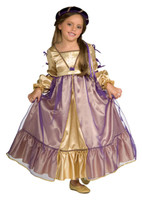 Princess Juliet Child Costume