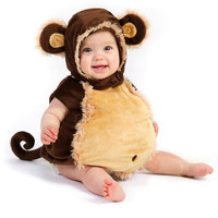 Mischievous Monkey Infant / Toddler Costume 2