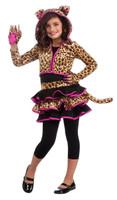 Leopard Hoodie Child Costume
