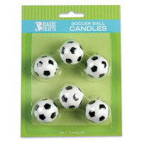 Sports Candle Soccer