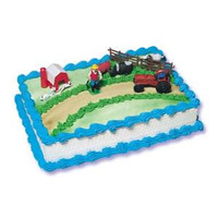 Farm Set Cake Kit