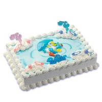 Baby Shower Stork Cake Kit