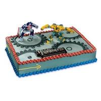 Transformers Cake Kit