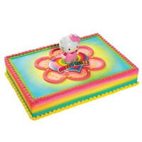 Hello Kitty Lightup Cake Kit