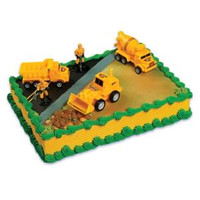 Construction Site Cake Kit